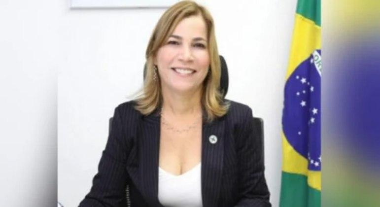 A secretária de Gestão do Trabalho e da Educação na Saúde Mayra Pinheiro,