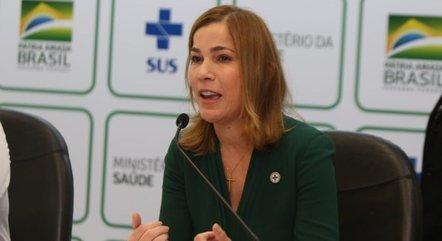 Mayra é favorável ao uso da cloroquina contra a covid