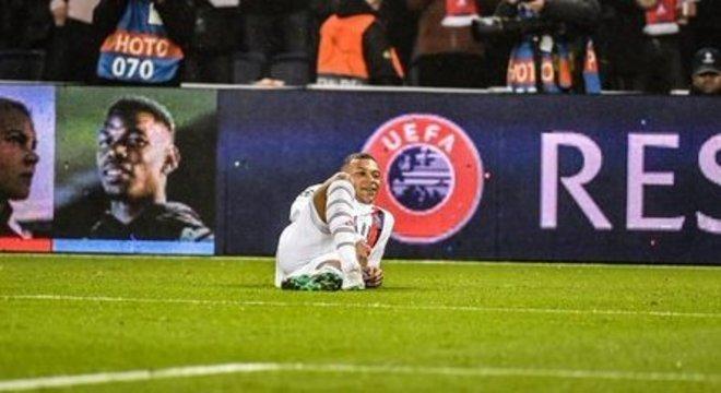 Mbappé, do PSG