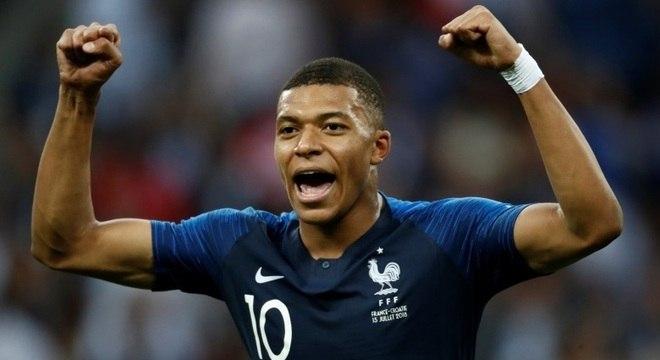 Mbappé se tornou o 2º mais jovem a marcar em uma decisão de Copa