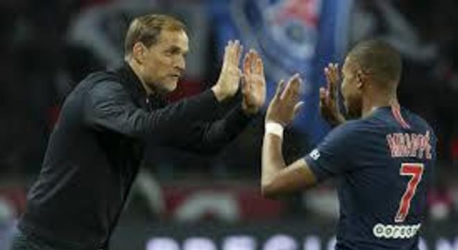 Relação entre Tuchel e Mbappé é muito melhor do que com Neymar. Alemão cansou