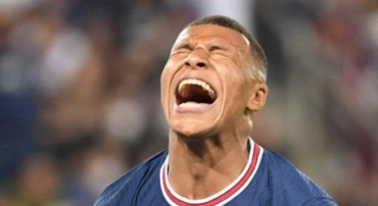 Mbappé do PSG