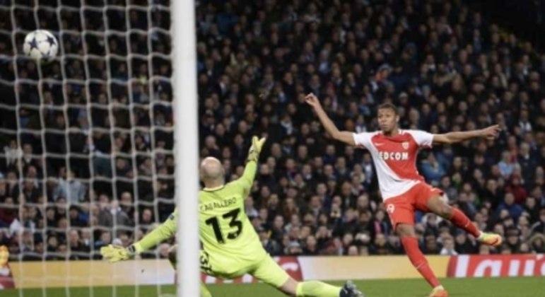 Mbappé - Manchester City x Monaco