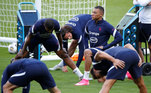 Mbappé, seleção francesa,