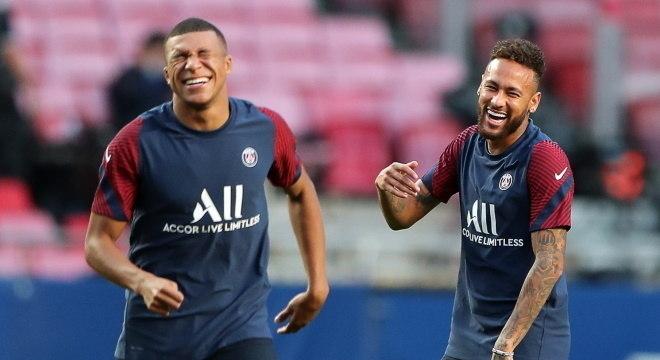 Mbappé e Neymar podem levar PSG ao título inédito da Liga dos Campeões