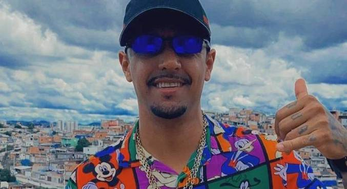Funkeiro MC Di Magrinho gravou música para ajudar menino preso em tonel