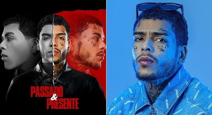 'Passado & Presente' é o nome do álbum de MC Kevin que será lançado amanhã