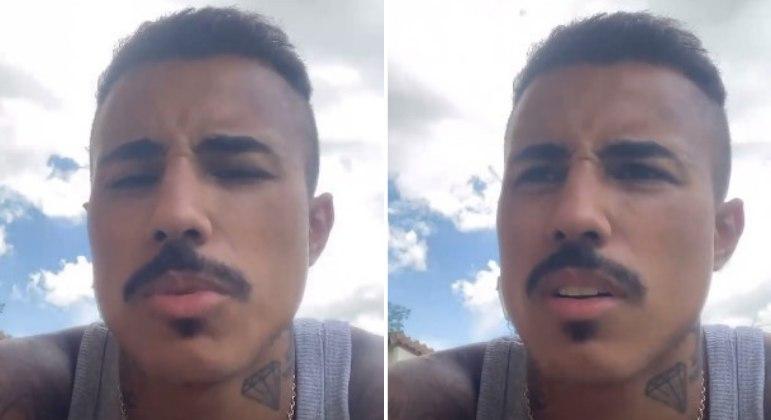 MC Livinho falou pela primeira vez após relatar perseguição