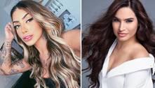 MC Mirella e Raissa Barbosa trocam farpas na web por suposta traição