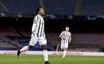 7º Weston McKennie - Meia - 23 anos - Último clube: Schalke 04 - Destino: Juventus - Valor do negócio: 20,5 milhões de euros (aproximadamente R$ 121,58 milhões)