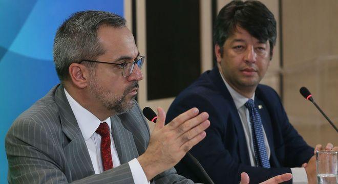 Ministro Abraham Weintraub: economia de 25% ao ano com os painéis solares