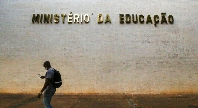 Ministério da Educação é um dos que terão um reforço em seu Orçamento em 2021