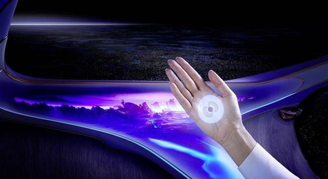 Apesar de ser um conceito, o Mercedes diz que o Vision AVTR tem motor elétrico que produz 470 cv e tem autonomia de mais de 700 km.