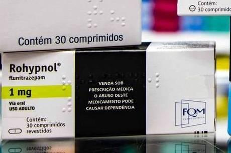 Rohypnol teve 704,9 mil caixas vendidas em 2018