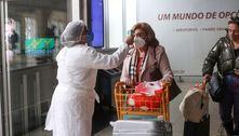 Movimentação em aeroportos de SP aumenta no feriado prolongado