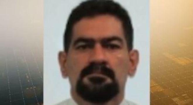 José Adagmar Pereira de Moraes, de 41 anos, está preso há um mês