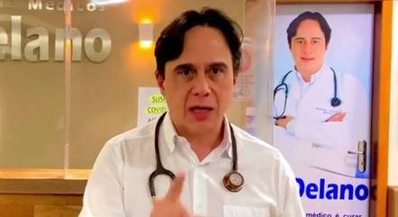 Médico divulgou gravação em rede social