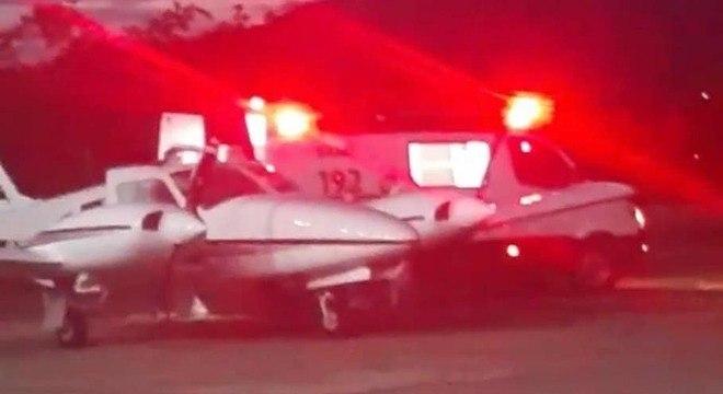 Avião que transportava médico infectado com covid-19 cai no Ceará ...