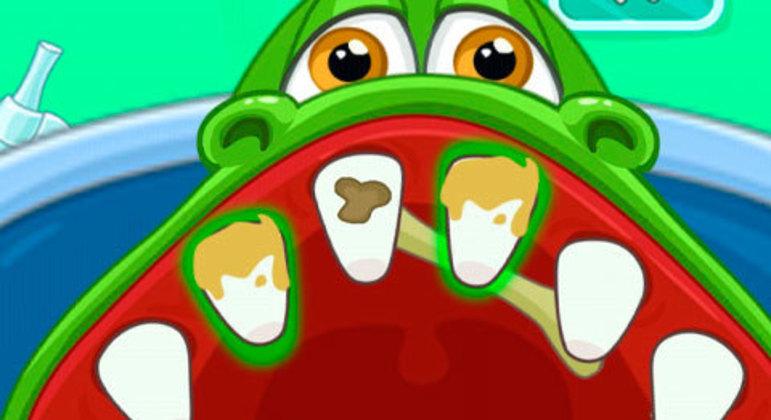 Médico Infantil: Dentista
