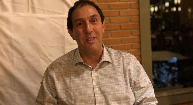 Supervisor da UTI do Emílio Ribas, Jaques Sztajnbok relata que casos de coronavírus aumentaram nas últimas semanas no hospital