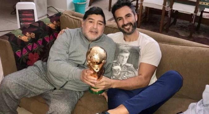Leopoldo Luque, médico que operou Maradona, é um dos investigados