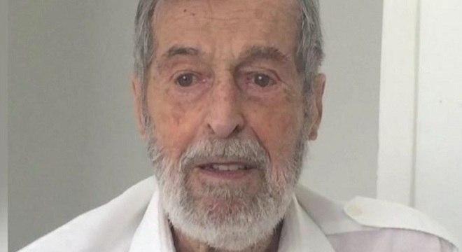 Médico infectologista aposentado Murillo de Oliveira Villela, de 93 anos, morreu durante assalto