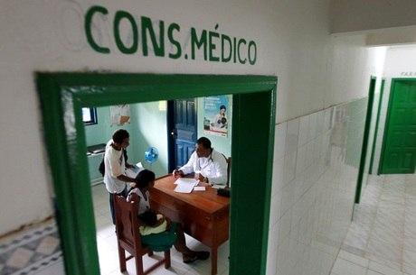Profissionais não têm expectativa de exercer medicina