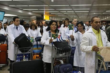 Cubanos são os únicos médicos em 611 cidades