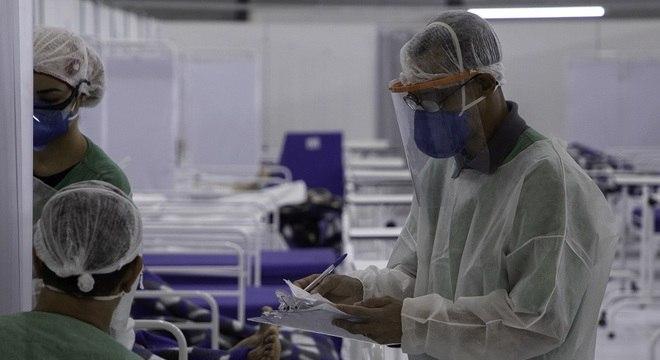 'Estamos com a pandemia controlada no nosso Estado', disse secretário