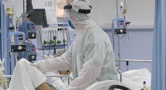 Taxa de incidência da doenças é de 584,4 para cada 100 mil pessoas