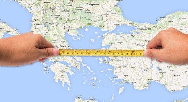 Medida de distância