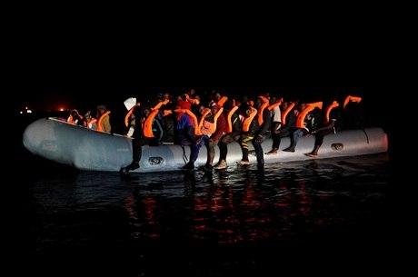 Mais de 200 migrantes foram resgatados