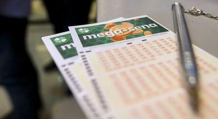 Aposta simples da Mega-Sena custa R$ 4,20