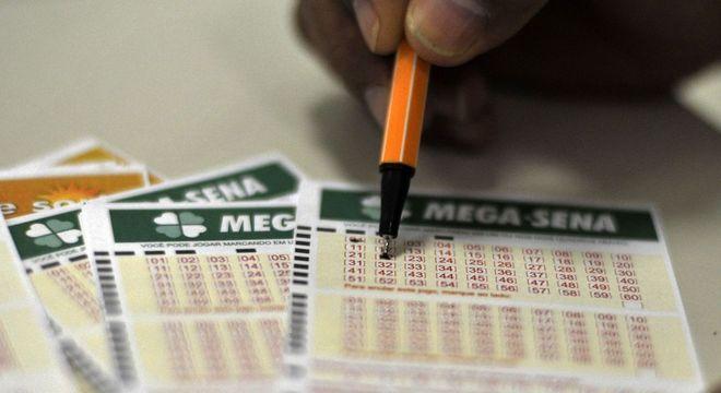 Prêmio da Mega-Sena é o mais cobiçado em todo o Brasil