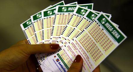 Aposta simples da Mega-Sena custa R$ 4,50