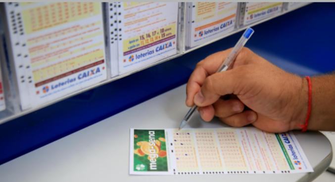 Mega-Sena foi responsável pela maior parte das apostas em 2020
