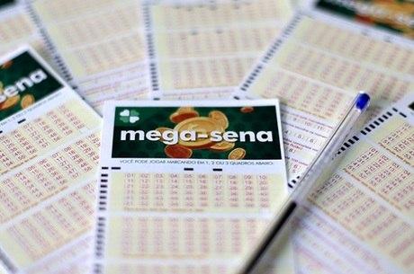 Apostador pode comprar bilhete com seis dezenas