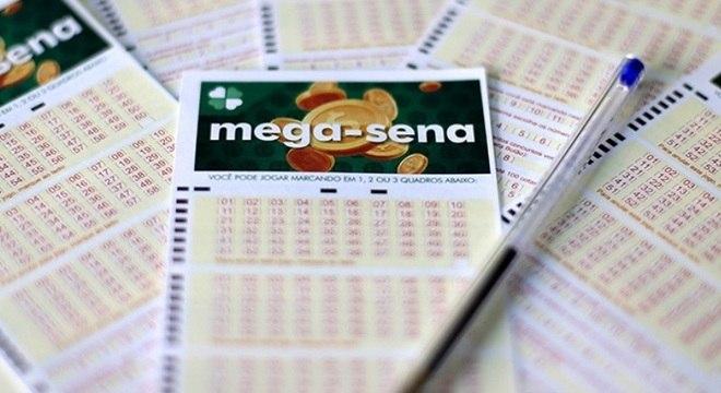 Prêmio da Mega-Sena está acumulado