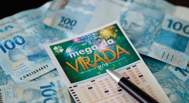 Prêmio estimado da Mega da Virada é de R$ 300 milhões