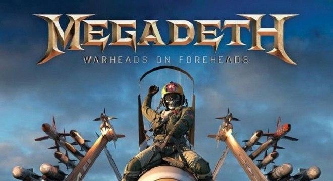 """Dave Mustaine diz que novo disco do Megadeth é """"pesado pra c   """" 74db5659f40ba"""