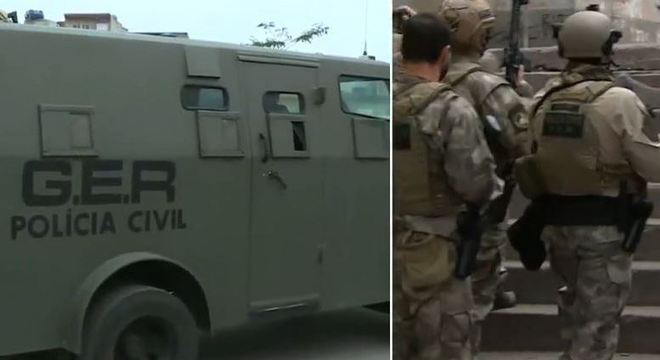 Polícia Civil faz megaoperação contra suspeitos de homicídios em SP