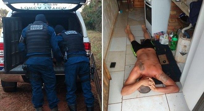 Ação no Mato Grosso do Sul prende suposto membro de facção