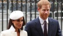 Família real diz estar preocupada com acusações contra Meghan