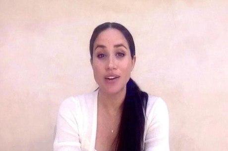 Meghan comenta protestos contra o racismo em vídeo