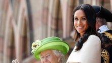 Família real britânica parabeniza Meghan Markle nas redes sociais