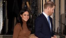 Meghan e Harry anunciam que deixam funções na família real