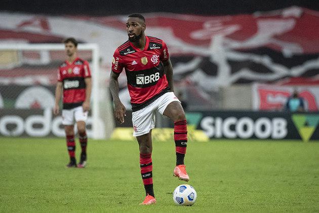 MEIA: Gérson – Flamengo