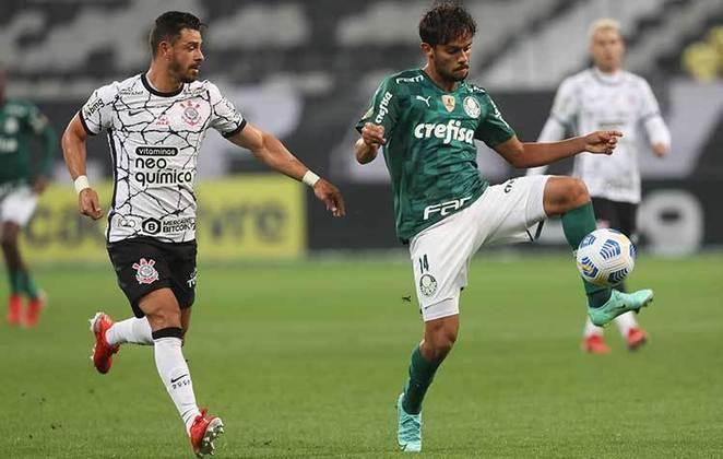 Meia: Gustavo Scarpa (Palmeiras) - 5 milhões de euros (R$ 31,5 milhões) / Vitinho (Flamengo) - 4 milhões de euros (R$ 25,3 milhões).