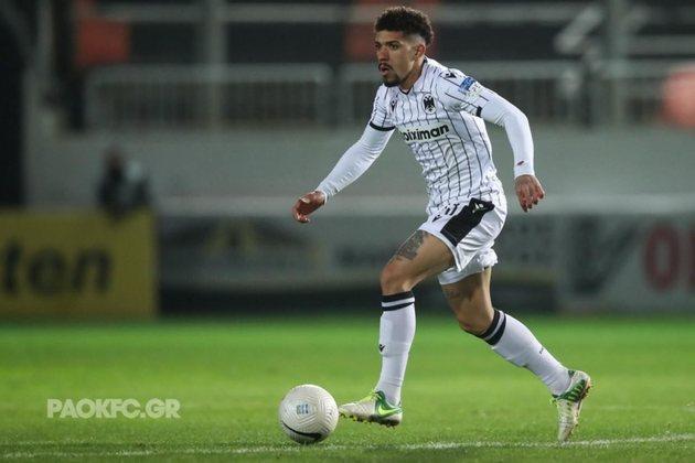 Meio-campista: Douglas Augusto (PAOK).