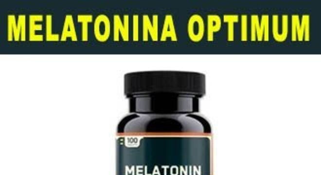 melatonina optimum